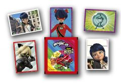 MIRACULOUS LADYBUG 4 - SUPER HEROEZ TEAM - fehlende Cards