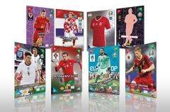 UEFA EURO 2020™ Adrenalyn XL™ 2021 Kick Off - SECOND SKIN - FAN'S FAVOURITES - Fehlende Karten