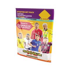 Road to FIFA World Cup Qatar 2022™ Adrenalyn XL Trading Cards – Starterset