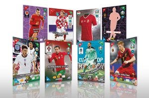UEFA EURO 2020™ Adrenalyn XL™ 2021 Kick Off - EURO TOP MASTERS - Fehlende Karten