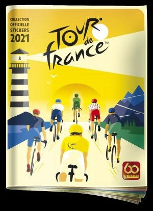 Tour de France 2021 ALBUM (FR)