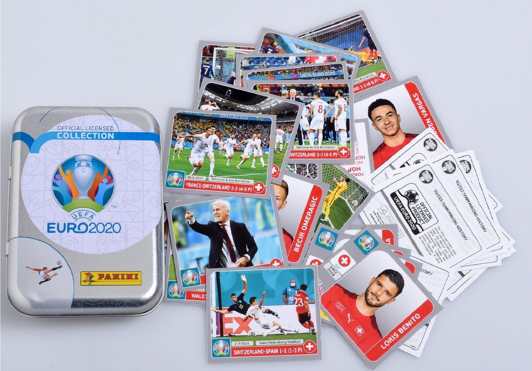 UEFA EURO 2020™ Swiss Team