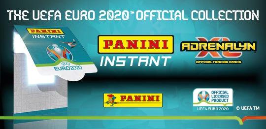 Euro 2020 Panini Instant